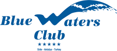 Bluw Waters logo