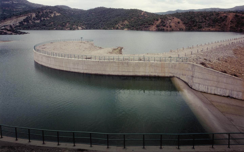 Ankara Nallıhan Çamalan Göleti İnşaatı