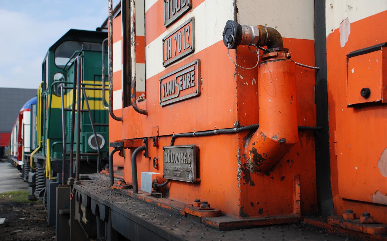 Demiryolları Araçları İçin Atölye, Depo ve İstasyonlara 35 Adet Akaryakıt, Madeni Yağ, Yumuşak Su İkmal İstasyonu ve 20 Adet Patinaj Kumu İkmal Tesisi Kurulması