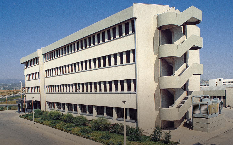 İzmir Adnan Menderes Havalimanı İdari Bina ve Yemekhane