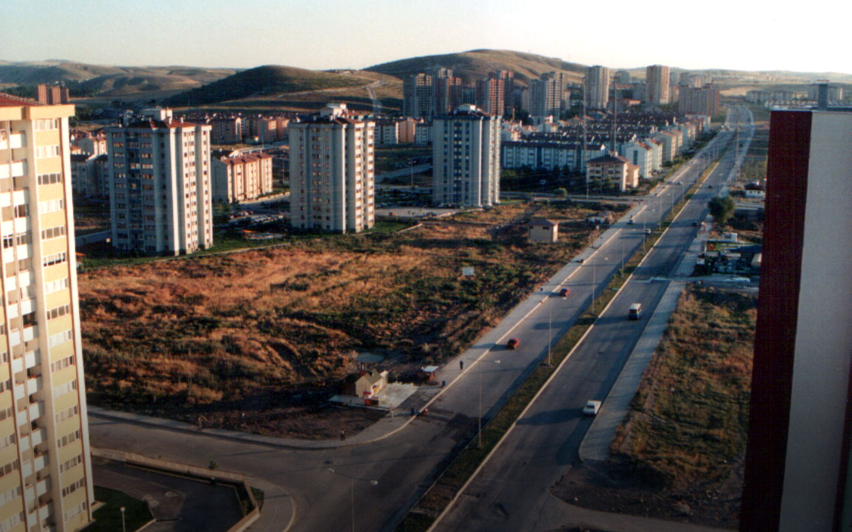 Çayyolu Mass Housing Area Gallery, Rain Water, Sewer Construction