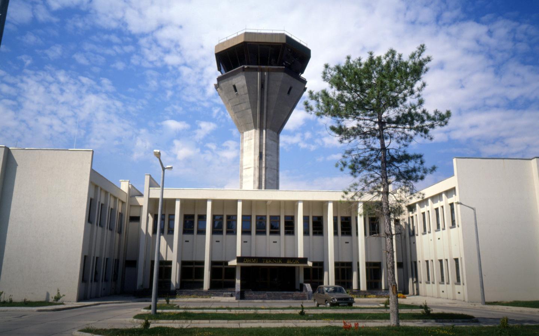 Ankara Esenboğa Havalimanı Radar Binası ve Altyapısı