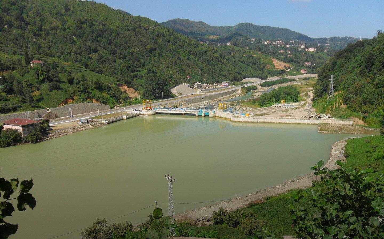 17.58 MW Arca Regülatörü ve Hidroelektrik Santrali