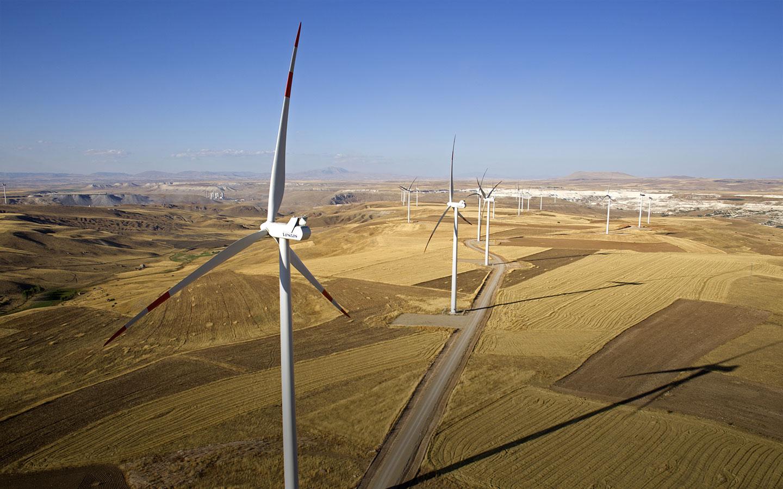 128 MW Kangal Rüzgâr Enerji Santrali