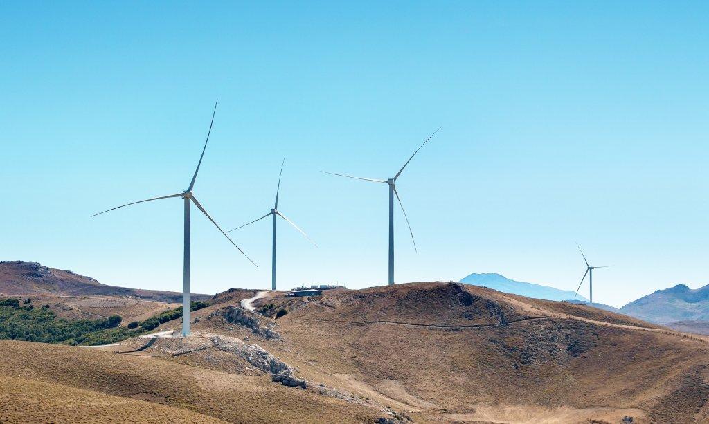 14.7 MW Akyurt Rüzgar Enerji Santrali