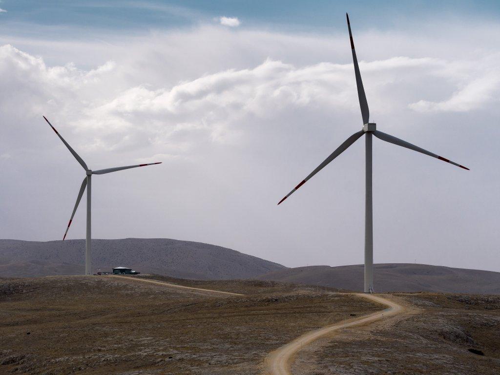 14.7 MW Konakpınar Rüzgar Enerji Santrali