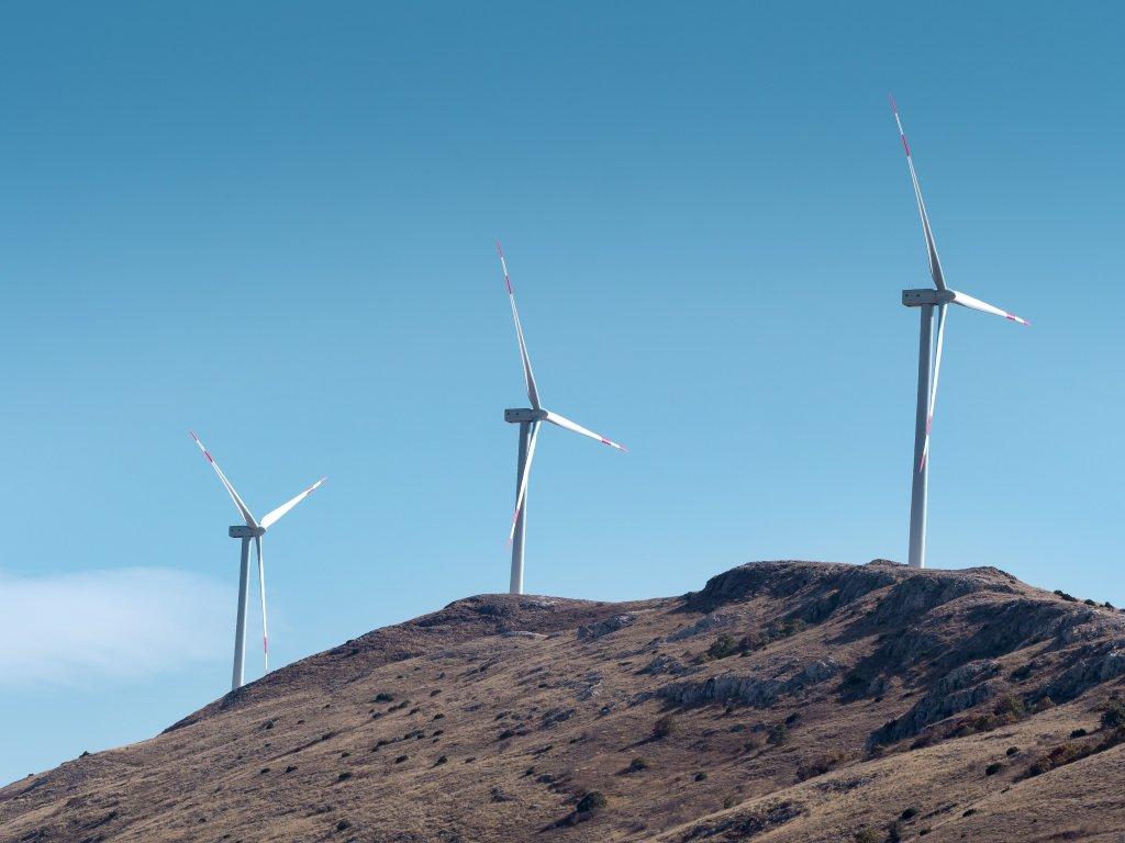 12.6 MW Karaçayır Rüzgar Enerji Santrali